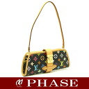 Louis Vuitton M40050 multicolored Shirley shoulder bag Louis Vuitton/19222