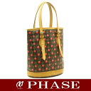 Louis Vuitton M95012 monogram cherry pail PM handbag Louis Vuitton/19245