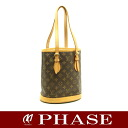 Louis Vuitton M42238 monogram bucket S shoulder Louis Vuitton/51316