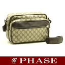 Gucci 114531 diagonal credit shoulder bag GG pattern GUCCI/51360