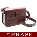 Cartier L1000168 shoulder bag Bordeaux Cartier/51417