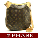 Louis Vuitton M56390 monogram odeum PM slant credit shoulder Louis Vuitton/51451