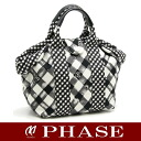 CHANEL A49918 Cruise line gingham check handbag CHANEL/51475