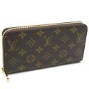 Louis Vuitton ☆ new M60017 Monogram zipper wallet long wallet Louis Vuitton/46645