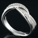 K18WG diamond 0.31 ct rings 11 / 62556