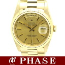 18238 Rolex 750YG pure D date W turn /30470