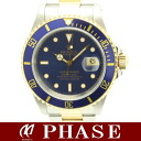 Rolex 16613 blue Submariner Combi S-/ 30499 fs3gm