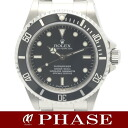 Rolex 14060M submarina SS black men roulette Z turn self-winding watch /31183 fs3gm