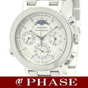 6770 トランスコンチネンツ SS triple calendar moon phase men quartz ☆ 300-limited model /31208