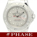 16622 Rolex ヨットマスターロレジウム Pt bezel men self-winding watch /31313 fs3gm