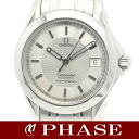 Omega 2501.20 Seamaster mens SS silver chronometer equipped with automatic winding / 31384 fs3gm