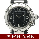 Cartier Pasha seatimer 31077U2 men SSx rubber automatic winding / 31409 fs3gm