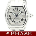 Cartier Roadster W62025V3 SS silver men's automatic self-winding / 31431 fs3gm