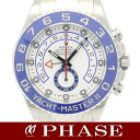 Rolex Yacht-Master 116680 2 regatta chronograph ☆ 2013 New mens automatic winding / 31534 fs3gm