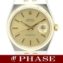 17013 Rolex date just YGSS combination champagne gold men quartz /31572 fs3gm