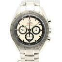 32733 characters OMEGA / Omega 3506.31 Speedmaster legend 2005 Schumacher model SS silver letter Edition mens automatic winding