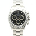 Rolex unused ☆ 116520 Daytona SS black dial mens automatic winding number M / 32806 ROLEX DAYTONA