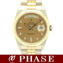 Rolex 18,239A BIC D date avian Dole breath diamond 10P/39742 fs3gm