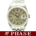 16234 Rolex date just silver clockface /39983 fs3gm