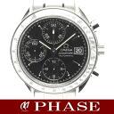 3513.50 omega speed master date SS black men self-winding watch /32121 OMEGA