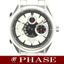 2513.30 omega Cima star NZL-32 chronometer chronograph silver x black men self-winding watch /32123 OMEGA