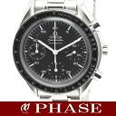 Omega 3510.50 Speedmaster chronograph SS Black Edition mens automatic winding / 32175 OMEGA