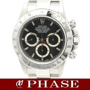 16520 Rolex Daytona SS lindera board A turn men self-winding watch /32228 ROLEX DAYTONA