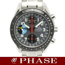 3520.53 40 omega speed master mark AM/PM triple calendar chronograph men self-winding watch /32383 OMEGA