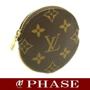 Louis Vuitton M61926 monogram Porto Monet Ron coin case Louis Vuitton/44489