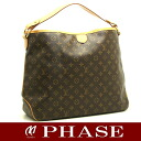 Louis Vuitton M40353 D light full MM monogram shoulder bag /50114 fs3gm