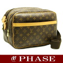 Reporter PM diagonally over the Louis Vuitton M45254 Monogram Louis Vuitton/50819fs3gm