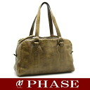 Genten shoulder bag got Nome khaki genten/50841fs3gm