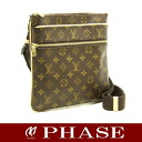 Louis Vuitton ☆-free M40524 monogram pochette Val me slant credit Louis Vuitton/50982