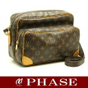Louis Vuitton M45244 monogram Nile slant credit Louis Vuitton/50986