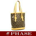 Louis Vuitton M42238 monogram bucket S shoulder Louis Vuitton/51015
