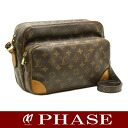 Louis Vuitton M45244 monogram Nile shoulder bag Louis Vuitton/51023