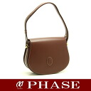 Cartier ☆-free mast line 2WAY shoulder bag Cartier/51109
