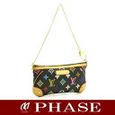 Louis Vuitton M60097 multicolored pochette Mira MM accessories porch /19980 fs3gm