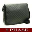 Louis Vuitton N51213 グラフィットレンツォ slant credit men's existing Daniel GM Louis Vuitton/18814