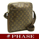 Louis Vuitton M97037 monogram fatty tuna turbo Bour slant credit Louis Vuitton/51262