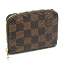 Louis Vuitton N63070 Damier zippy coin purse wallet even Louis Vuitton/46690