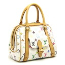 Louis Vuitton M40096 multicolor Priscilla handbag Bron Louis Vuitton/19432