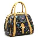 Louis Vuitton M40097 multicolor Priscilla handbags Noir Louis Vuitton/19434