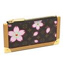 Louis Vuitton ☆ unused M92015 blossom pochettcle coin purse Louis Vuitton/46912