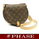Louis Vuitton M51179 Monogram tambourin / 50086 fs3gm