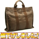 HERMES yell line Thoth MM brown HERMES/50263 fs3gm