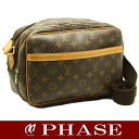 Louis Vuitton M45254 monogram reporter PM Louis Vuitton/50398