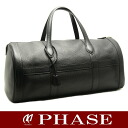 HERMES are D Boston bag black D carved seal HERMES/50450 fs3gm