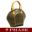 Louis Vuitton M51127 monogram ellipse PM handbag Louis Vuitton/52199