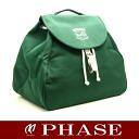 HERMES ☆-free handbag canvas green eau de cologne HERMES/52204